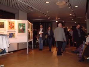 Düsseldorf Nacht d. Museen Aquazoo 2004