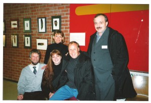 Köln Ornithea 2002 die Künstlergruppe ARTenvielfalt