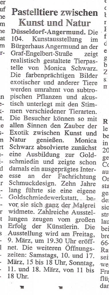 Ratinger Wochenblatt 22. Februar 2007