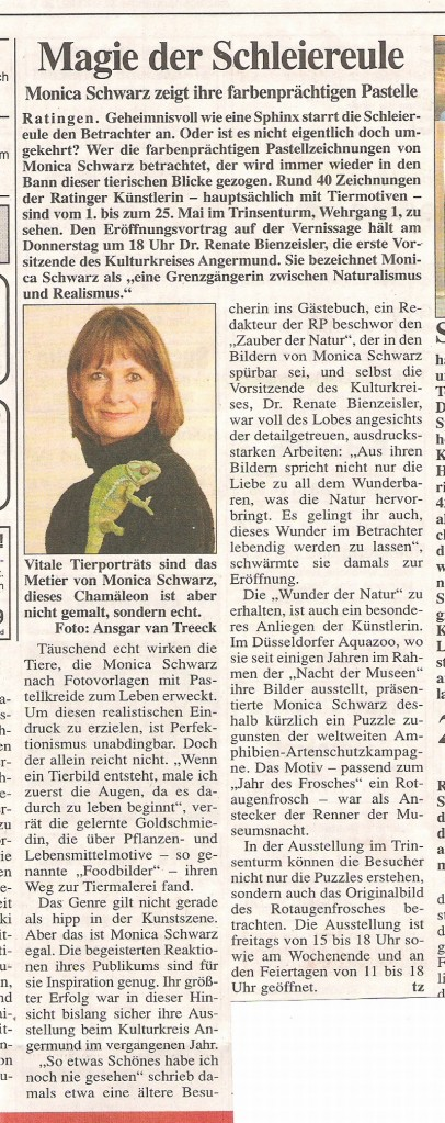 Ratinger Wochenblatt 30. April 2008